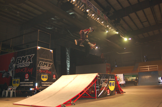 Extreme Sports Shows - BMX Pros Trick Team Grand Stand Fairs